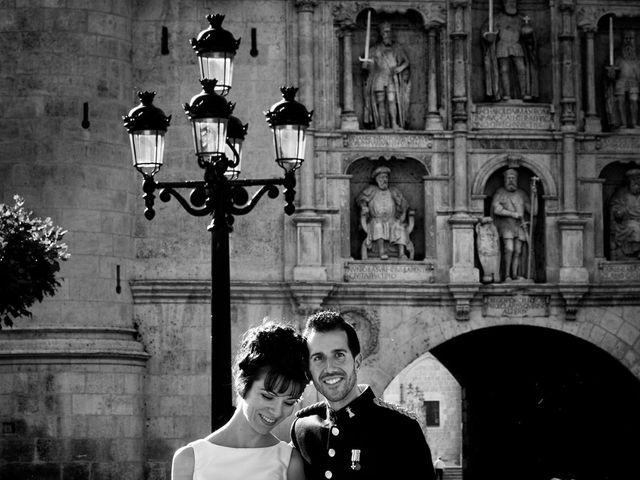 La boda de Alvaro y Cristina en Burgos, Burgos 14
