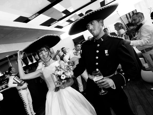 La boda de Alvaro y Cristina en Burgos, Burgos 1