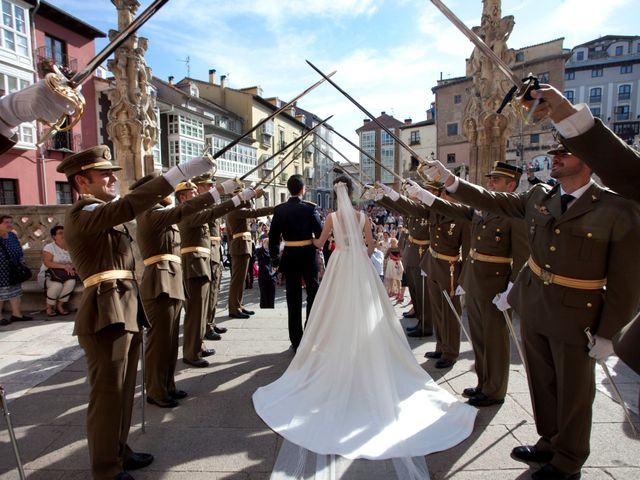 La boda de Alvaro y Cristina en Burgos, Burgos 18
