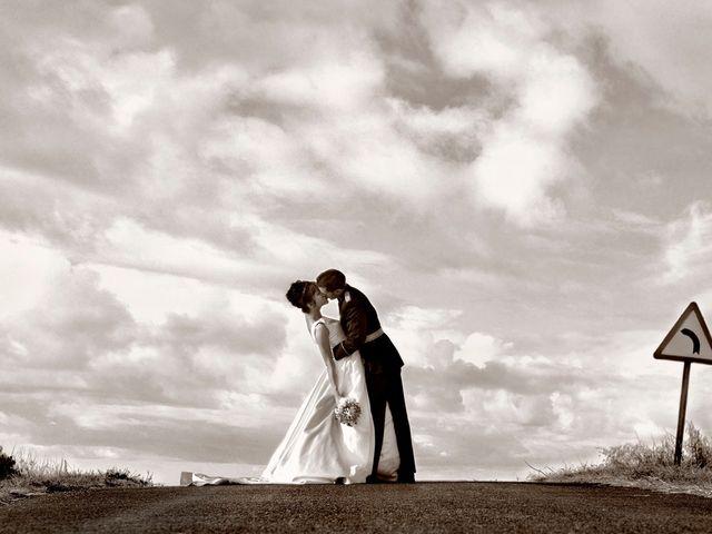 La boda de Cristina y Alvaro