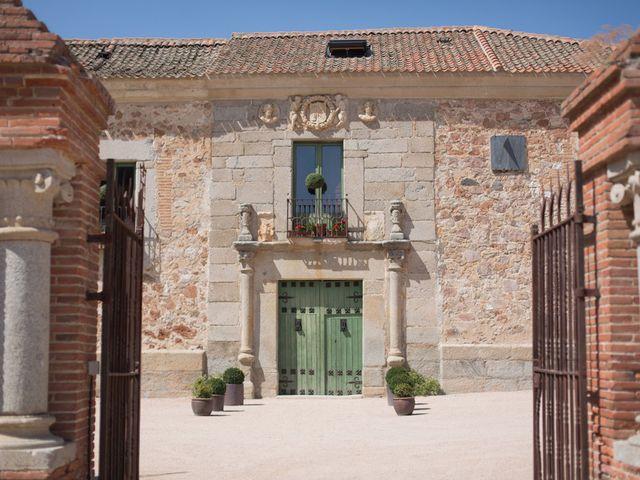 La boda de Jerónimo y Elena en Hoyuelos, Segovia 2