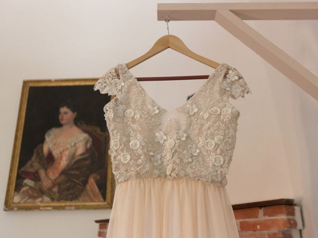 La boda de Jerónimo y Elena en Hoyuelos, Segovia 9