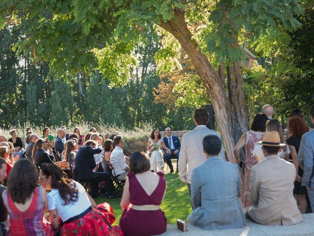 La boda de Jerónimo y Elena en Hoyuelos, Segovia 18