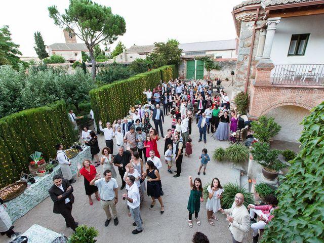 La boda de Jerónimo y Elena en Hoyuelos, Segovia 23