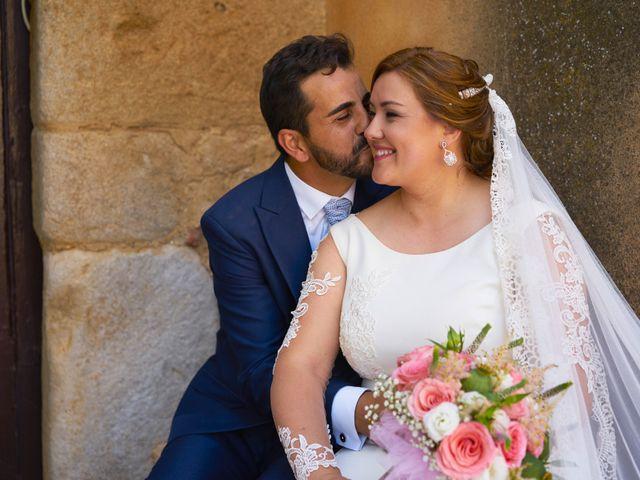 La boda de Esther y Paco