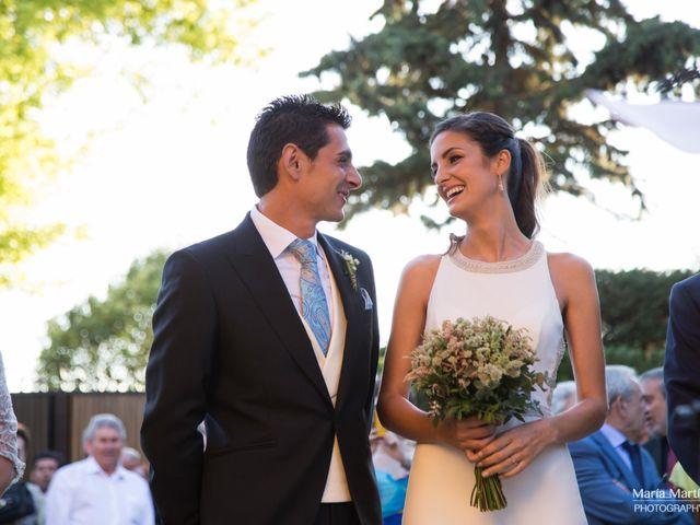 La boda de Alberto  y Mamen