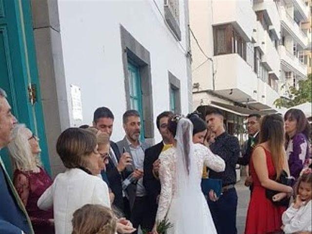 La boda de Jhonatan y Diana en Arrecife, Las Palmas 3