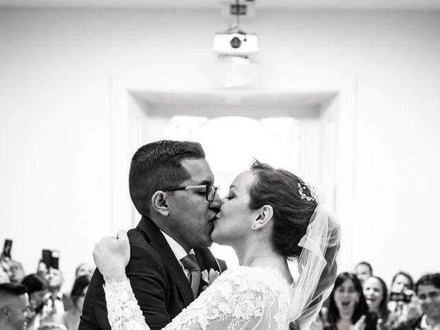 La boda de Jhonatan y Diana en Arrecife, Las Palmas 31