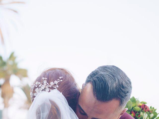 La boda de Jhonatan y Diana en Arrecife, Las Palmas 32