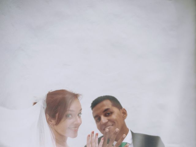 La boda de Jhonatan y Diana en Arrecife, Las Palmas 36