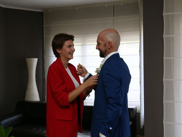 La boda de Marc y Montse en Olot, Girona 1
