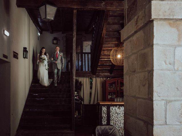 La boda de Endika y Garazi en Balmaseda, Vizcaya 13