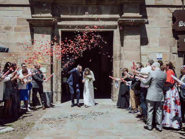 La boda de Endika y Garazi en Balmaseda, Vizcaya 33