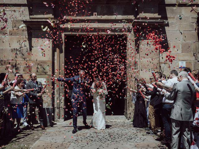 La boda de Endika y Garazi en Balmaseda, Vizcaya 2