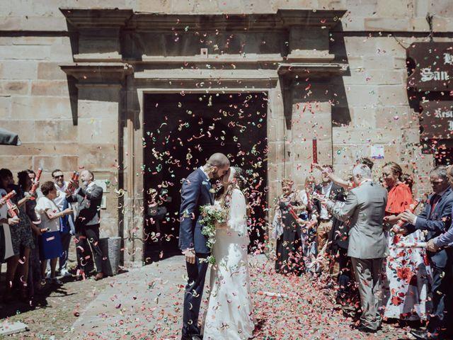 La boda de Endika y Garazi en Balmaseda, Vizcaya 34