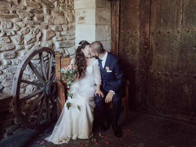 La boda de Endika y Garazi en Balmaseda, Vizcaya 35
