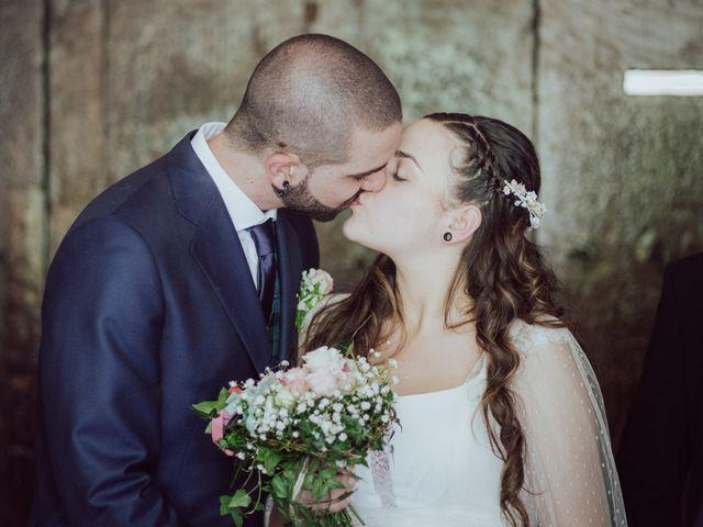 La boda de Endika y Garazi en Balmaseda, Vizcaya 36