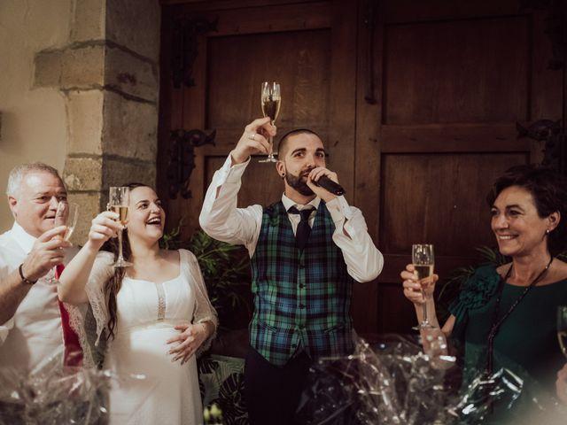 La boda de Endika y Garazi en Balmaseda, Vizcaya 48