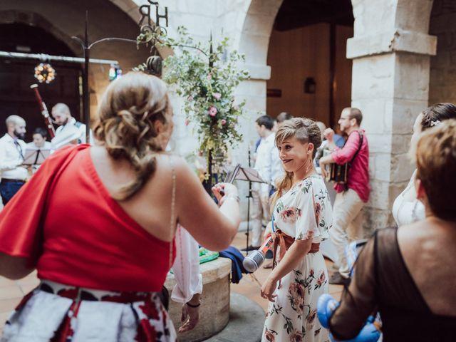 La boda de Endika y Garazi en Balmaseda, Vizcaya 54