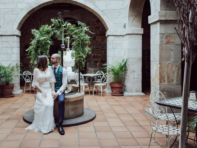 La boda de Endika y Garazi en Balmaseda, Vizcaya 55