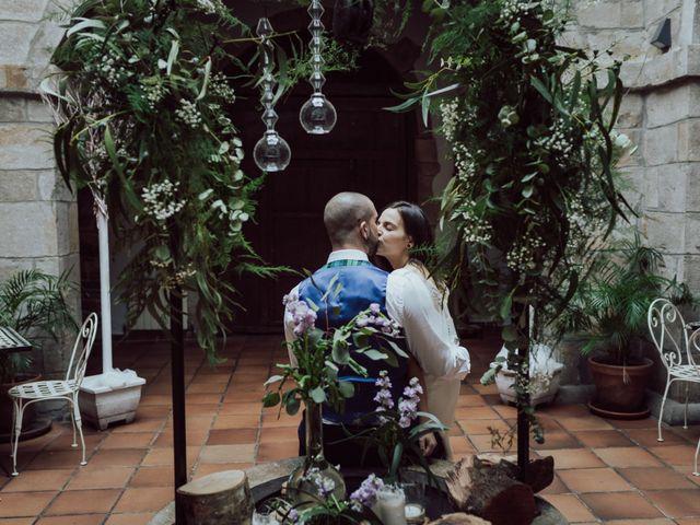 La boda de Endika y Garazi en Balmaseda, Vizcaya 57