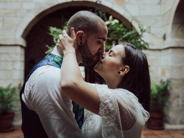 La boda de Endika y Garazi en Balmaseda, Vizcaya 58