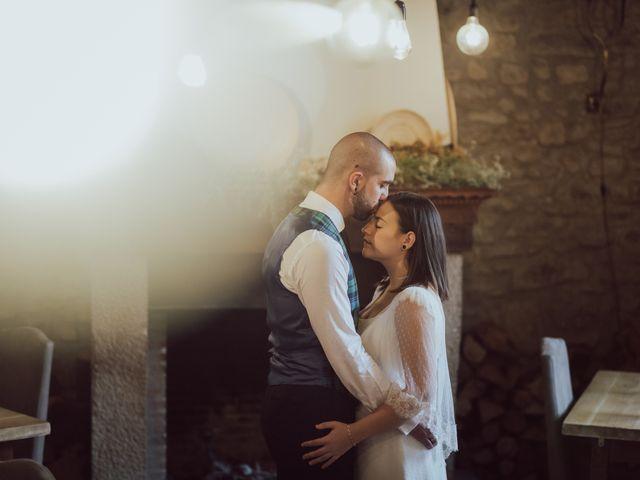 La boda de Endika y Garazi en Balmaseda, Vizcaya 60