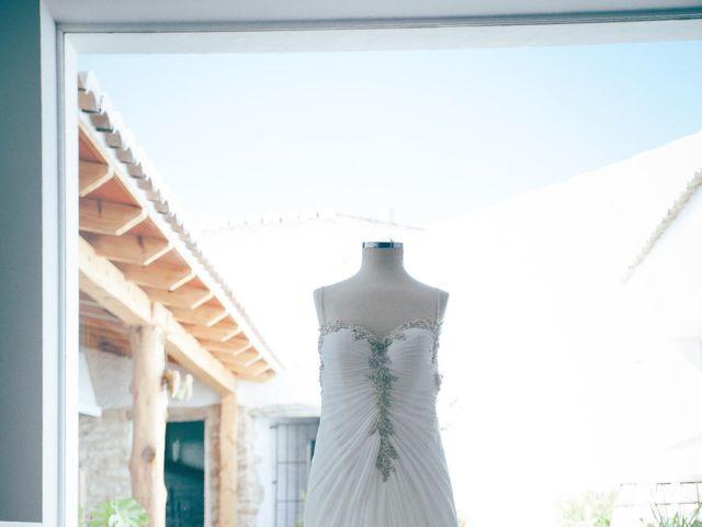 La boda de Oscar y Sandra en Calp/calpe, Alicante 15
