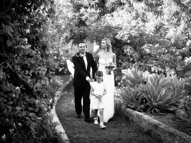 La boda de Oscar y Sandra en Calp/calpe, Alicante 22
