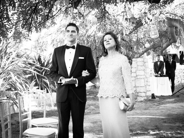 La boda de Oscar y Sandra en Calp/calpe, Alicante 23