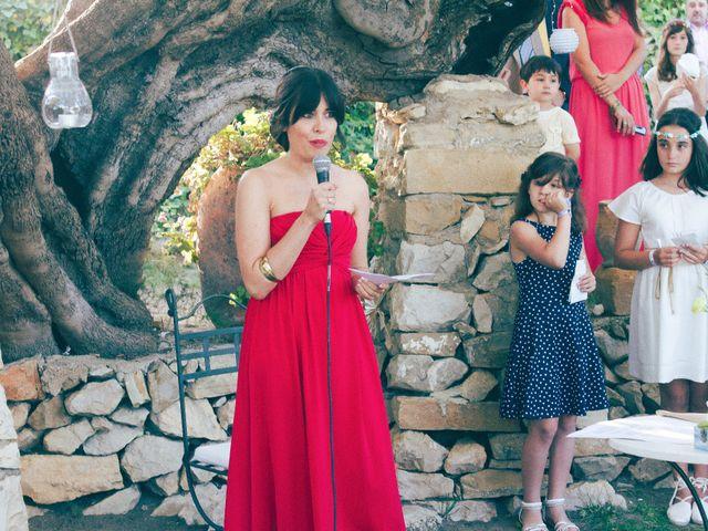 La boda de Oscar y Sandra en Calp/calpe, Alicante 25
