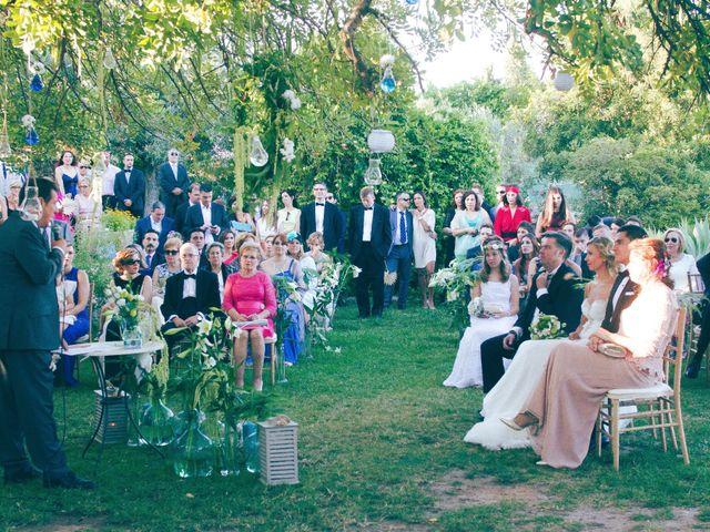La boda de Oscar y Sandra en Calp/calpe, Alicante 27