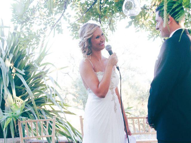La boda de Oscar y Sandra en Calp/calpe, Alicante 28