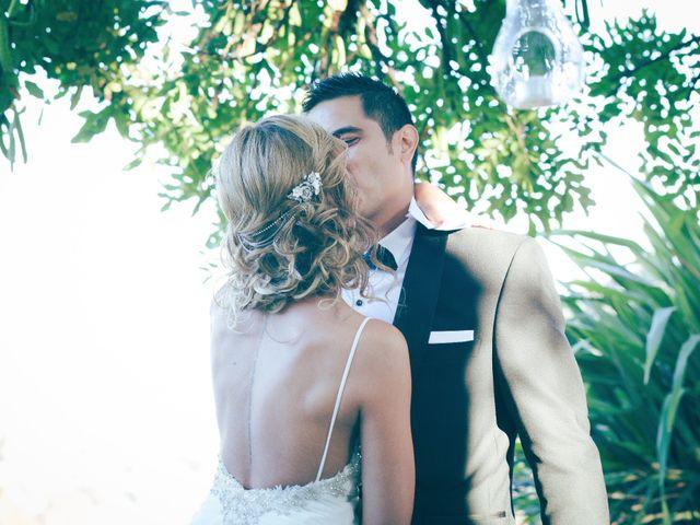 La boda de Oscar y Sandra en Calp/calpe, Alicante 29