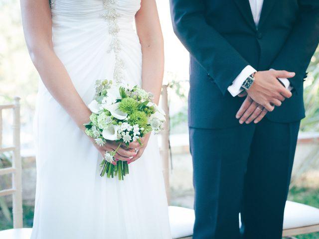 La boda de Oscar y Sandra en Calp/calpe, Alicante 30