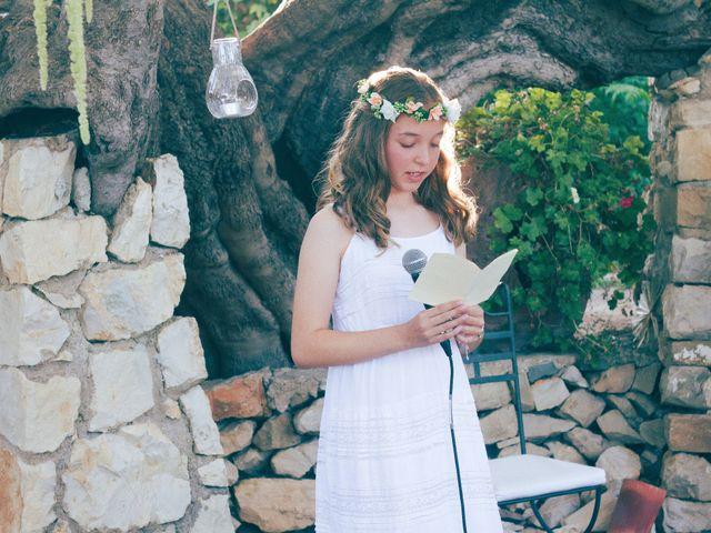 La boda de Oscar y Sandra en Calp/calpe, Alicante 31