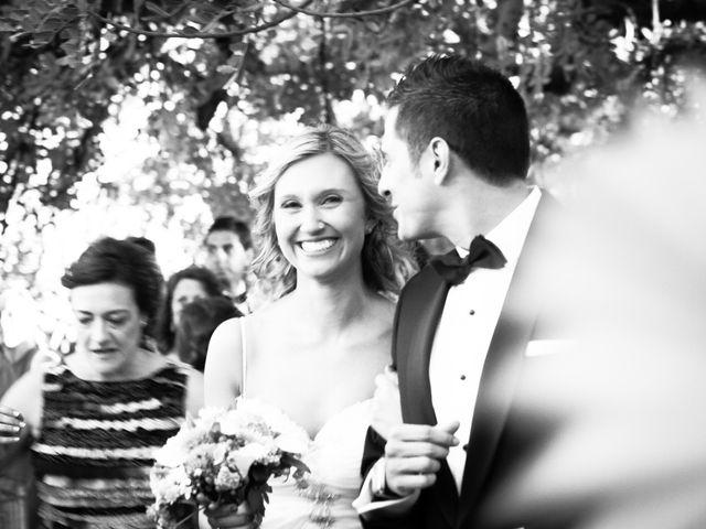 La boda de Oscar y Sandra en Calp/calpe, Alicante 32