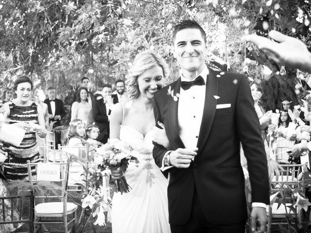 La boda de Oscar y Sandra en Calp/calpe, Alicante 33