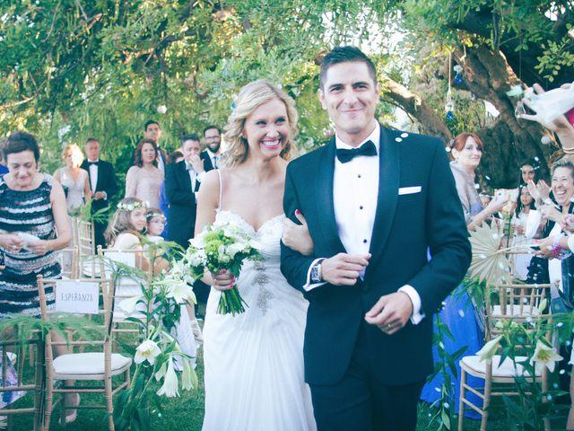 La boda de Oscar y Sandra en Calp/calpe, Alicante 34