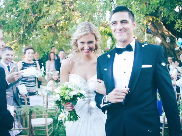 La boda de Oscar y Sandra en Calp/calpe, Alicante 1