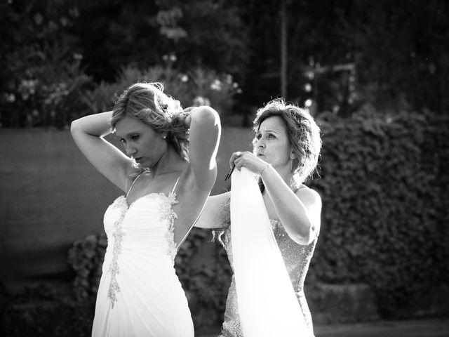 La boda de Oscar y Sandra en Calp/calpe, Alicante 37