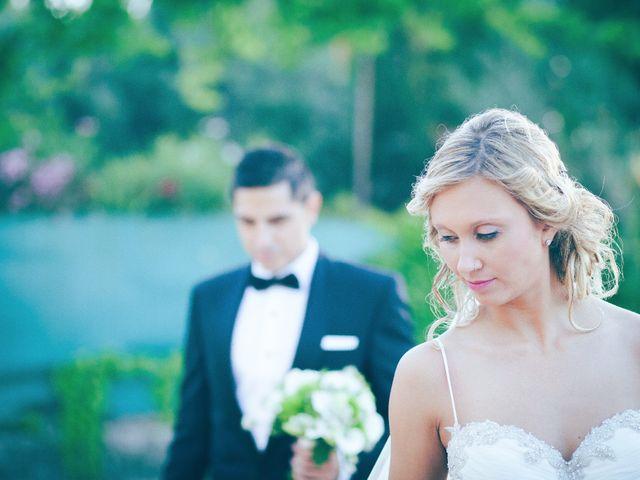 La boda de Oscar y Sandra en Calp/calpe, Alicante 40