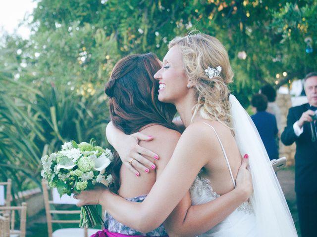 La boda de Oscar y Sandra en Calp/calpe, Alicante 41