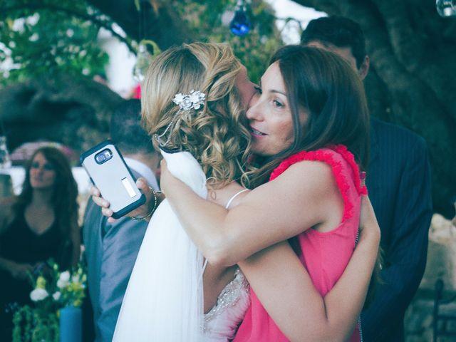 La boda de Oscar y Sandra en Calp/calpe, Alicante 42