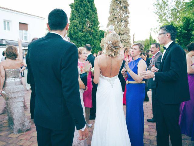 La boda de Oscar y Sandra en Calp/calpe, Alicante 44