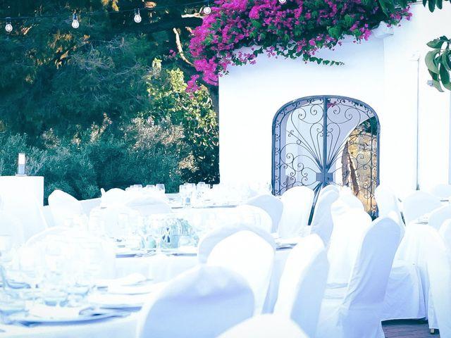 La boda de Oscar y Sandra en Calp/calpe, Alicante 45