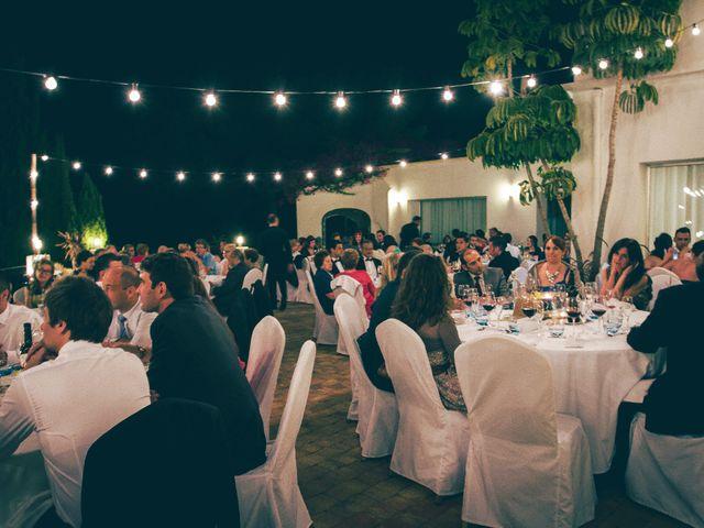 La boda de Oscar y Sandra en Calp/calpe, Alicante 47