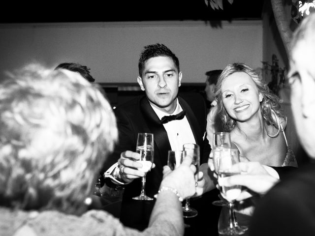 La boda de Oscar y Sandra en Calp/calpe, Alicante 52