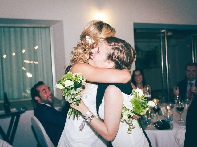 La boda de Oscar y Sandra en Calp/calpe, Alicante 53