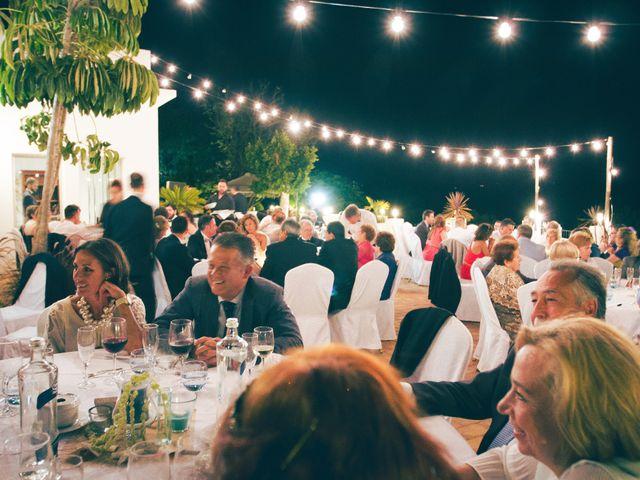 La boda de Oscar y Sandra en Calp/calpe, Alicante 59